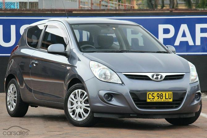 New Used Hyundai I20 Active 3 Doors Cars For Sale In Australia