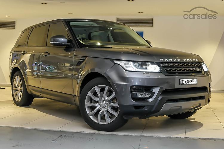 New Used Land Rover Range Rover Sport Cars For Sale In Australia