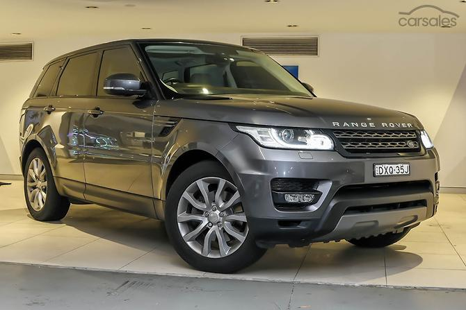 New Used Land Rover Cars For Sale In Sydney New South Wales