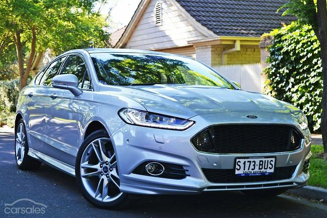 2017 Ford Mondeo Anium Md Auto My17