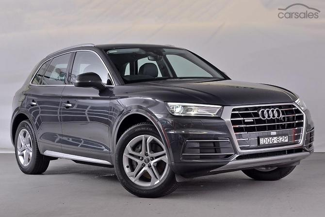 New Used Audi Q Cars For Sale In Australia Carsalescomau - Audi car q5