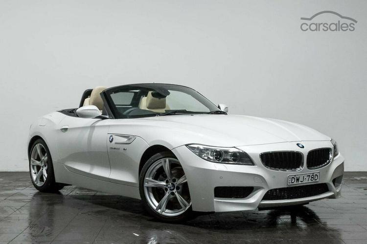 2016 BMW Z4 SDrive20i E89 LCI Auto