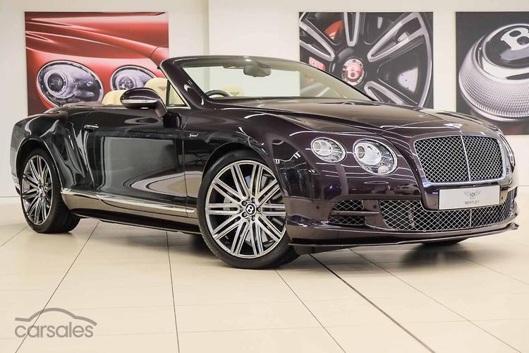 2014 Bentley Continental GT Speed Auto 4x4 MY15