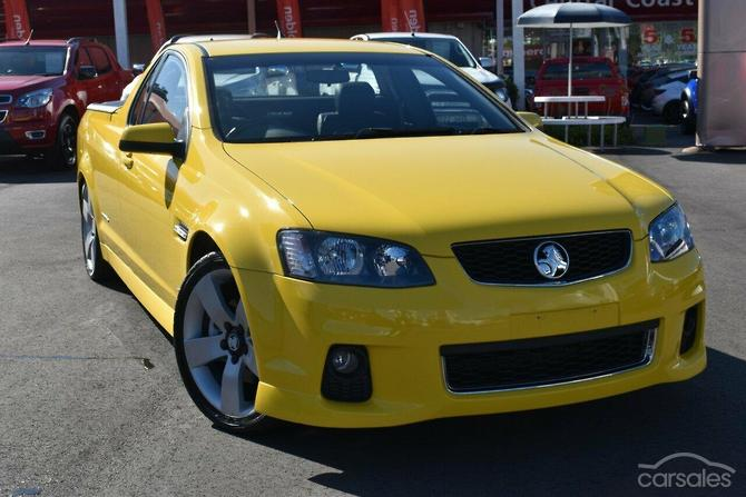 New Used Holden Ute 2 Doors Cars For Sale In New South Wales