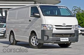5f59c49e3a8b0e New   Used Toyota Hiace cars for sale in Brisbane Queensland ...