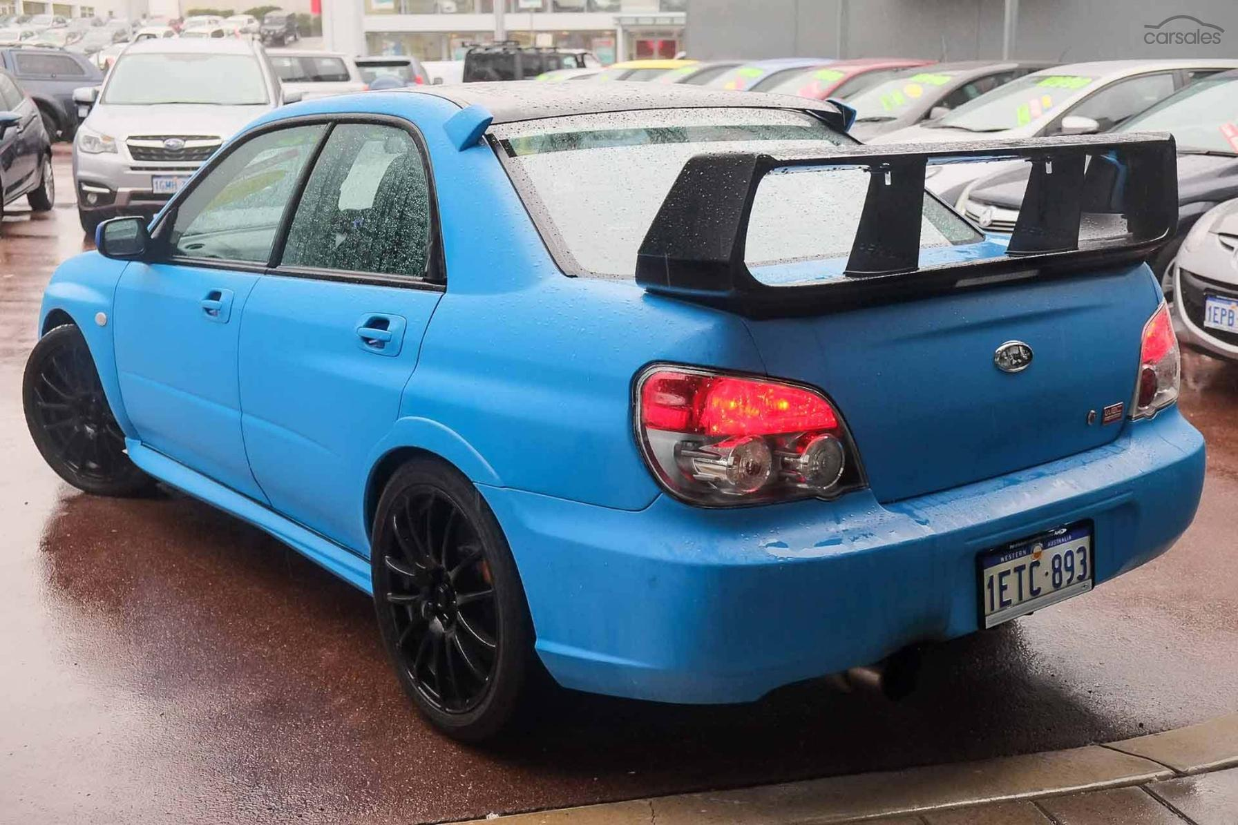 2005 Subaru Impreza Wrx Sti S Manual Awd My06 Oag Ad 16021552 Interior Illumination Wiring