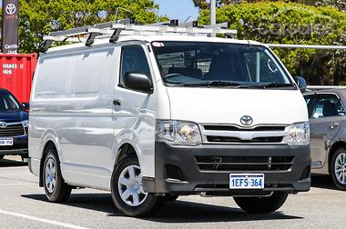 a1b42a85d4 New   Used Toyota Hiace cars for sale in Australia - carsales.com.au