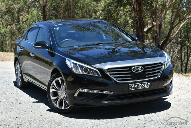 New Used Hyundai Sonata Cars For Sale In Adelaide South Australia