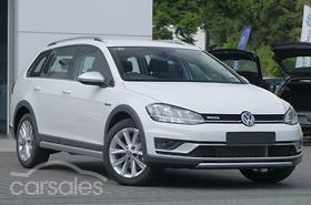2018 Volkswagen Golf Alltrack 132tsi 7 5 Auto 4motion My19