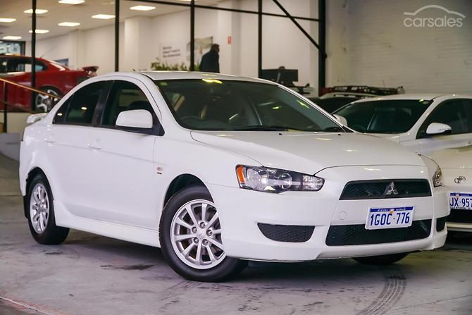New & Used Mitsubishi Lancer cars for sale in Australia - carsales