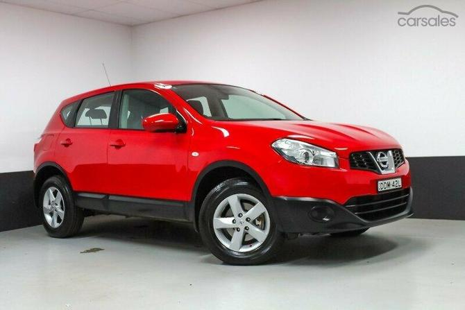 New & Used Nissan Dualis cars for sale in New South Wales - carsales ...