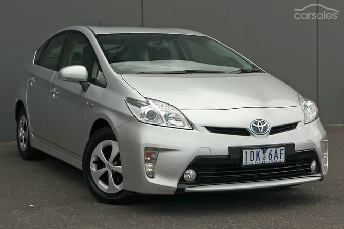 new & used toyota prius cars for sale in australia - carsales.au
