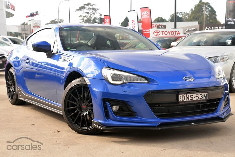 2017 Subaru BRZ Sports Pack Z1 Auto MY17