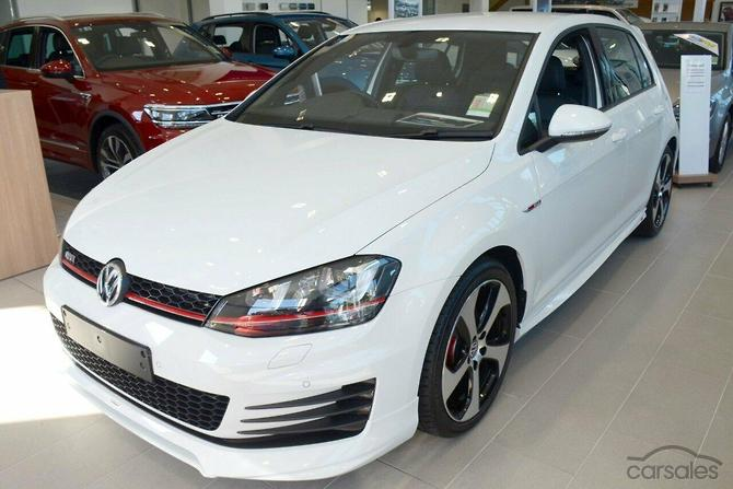 new used volkswagen golf gti cars for sale in australia. Black Bedroom Furniture Sets. Home Design Ideas