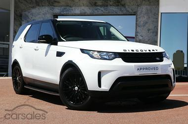 2017 Land Rover Discovery Sd4 S Auto 4wd My17