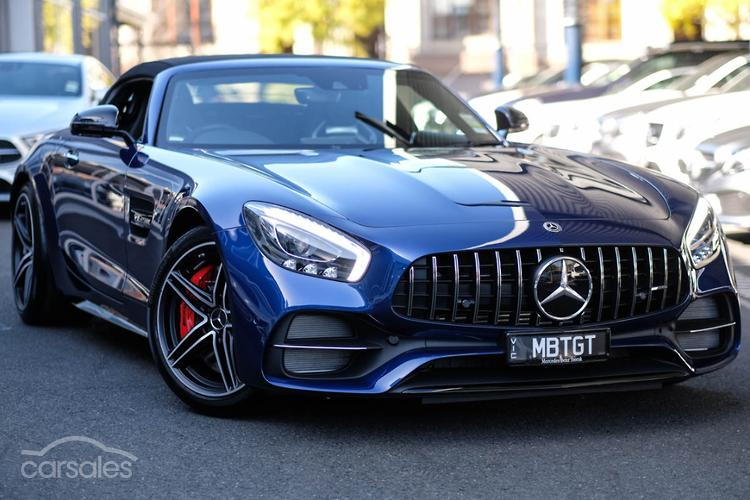 New Used Mercedes Benz Amg Gt Cars For Sale In Australia