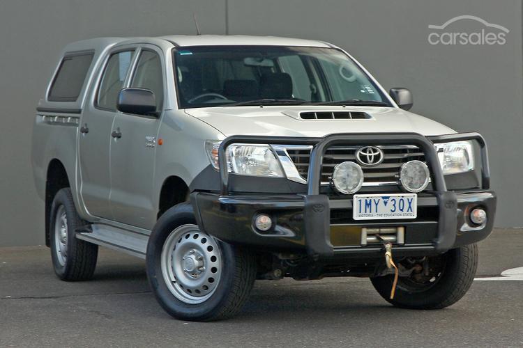 Toyota 4Runner 4wd SUV Keep It Wild