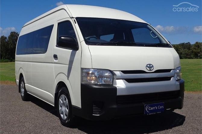 54a92c3161 New   Used Toyota Hiace Bus cars for sale in Australia - carsales.com.au