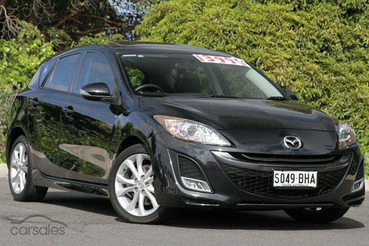 2010 Mazda 3 SP25 BL Series 1 Auto MY10
