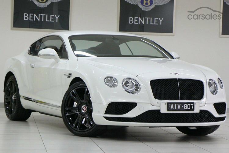 Bentley cars australia