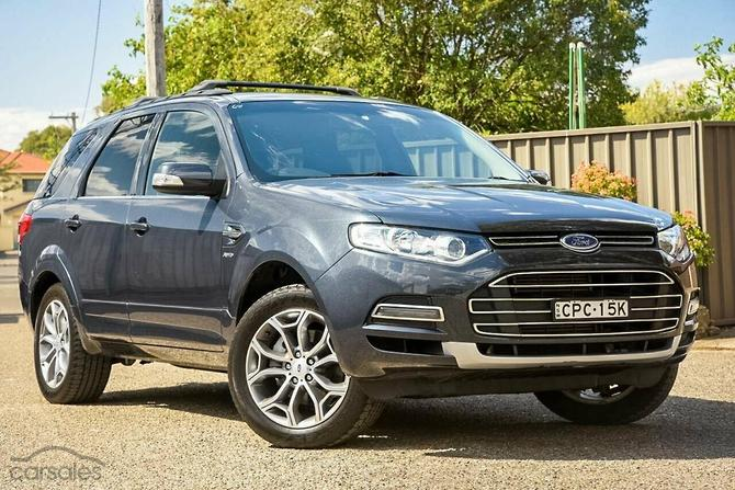 New Used Ford Territory Diesel Cars For Sale In Australia