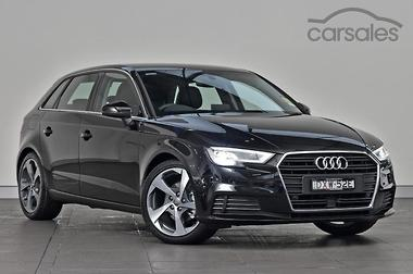 New Used Audi A Hatch Cars For Sale In Australia Carsalescomau - Audi a3 hatchback