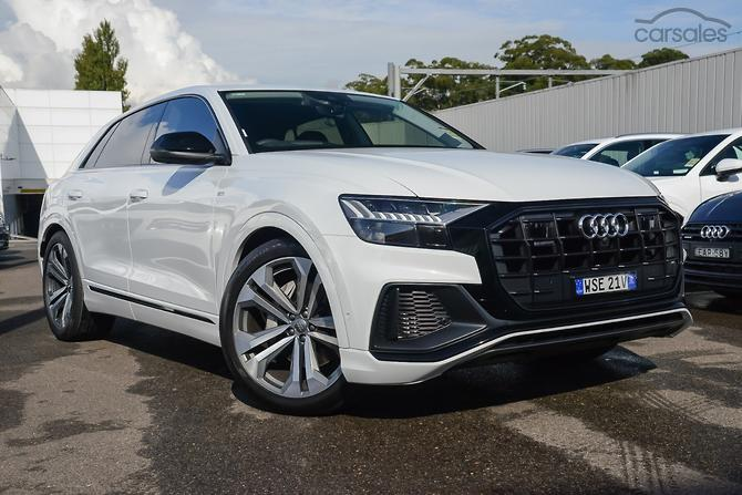 New Used Audi Q8 Cars For Sale In Australia Carsalescomau