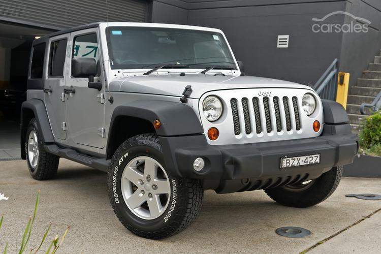 New Used Jeep Wrangler Cars For Sale In Australia Carsales Com Au