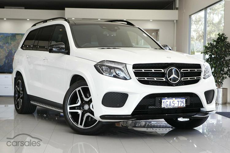New Used Mercedes Benz Gls350 Cars For Sale In Perth Western