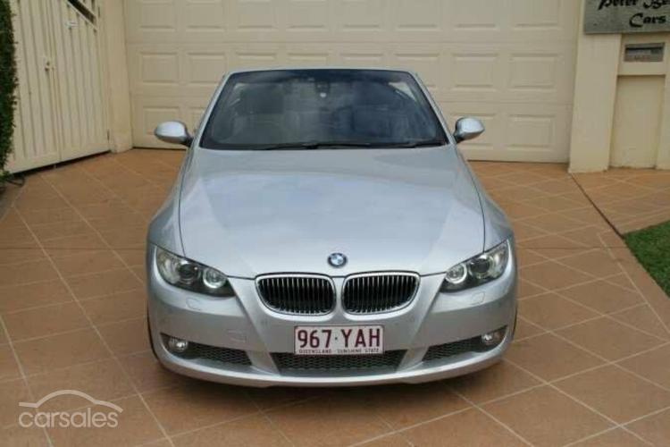 2007 BMW 335i E93 Auto MY08