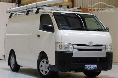 5ed8ecce3d New   Used Toyota Hiace cars for sale in City Of Kalgoorlie Boulder ...