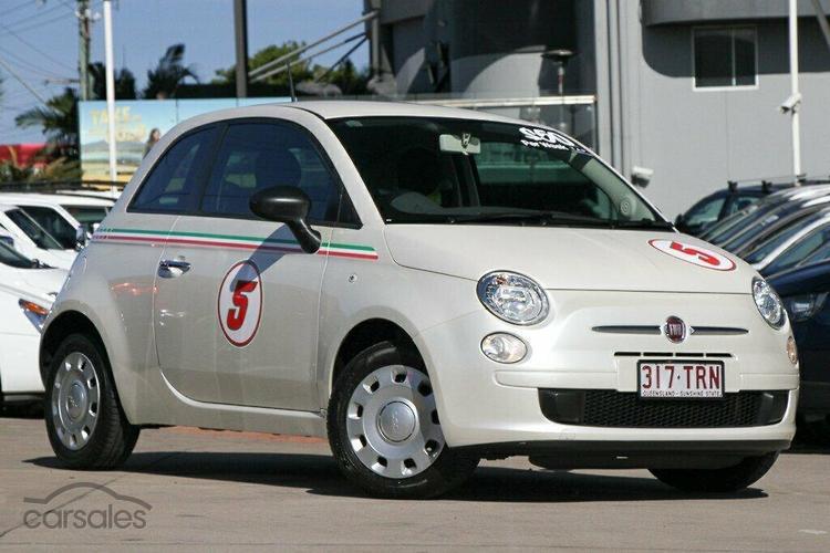 Fiat 500 brisbane