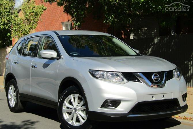 New & Used Nissan X-Trail cars for sale in Adelaide Hills Adelaide ...