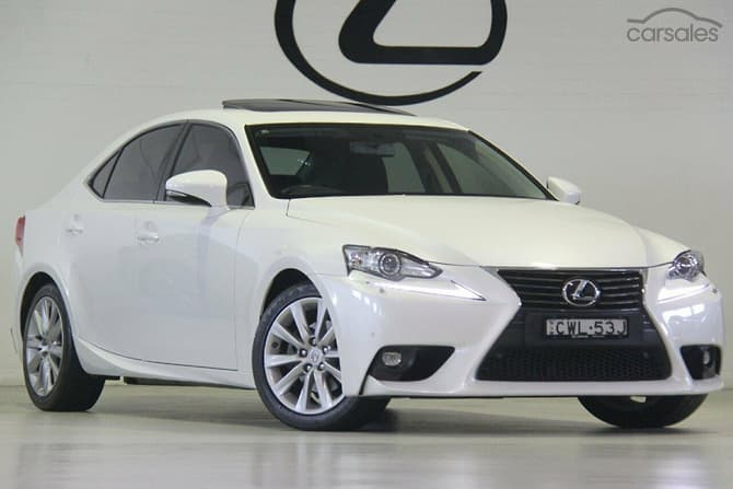 New Used Lexus Is250 Green Cars For Sale In Sydney Metro New South