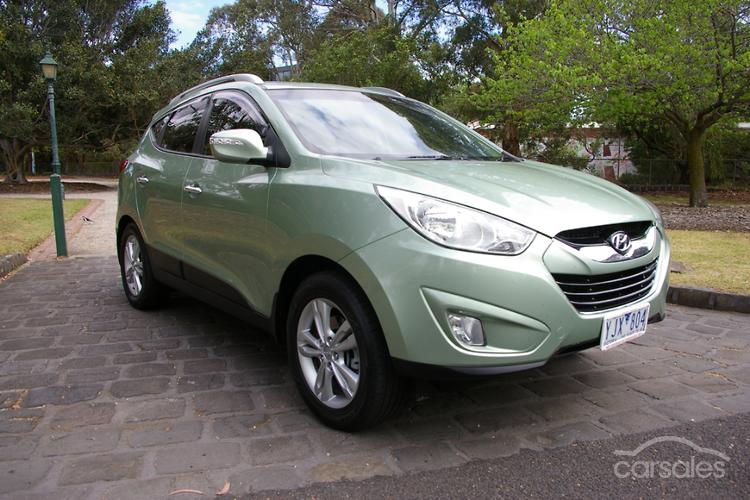 Hyundai ix35 for sale melbourne