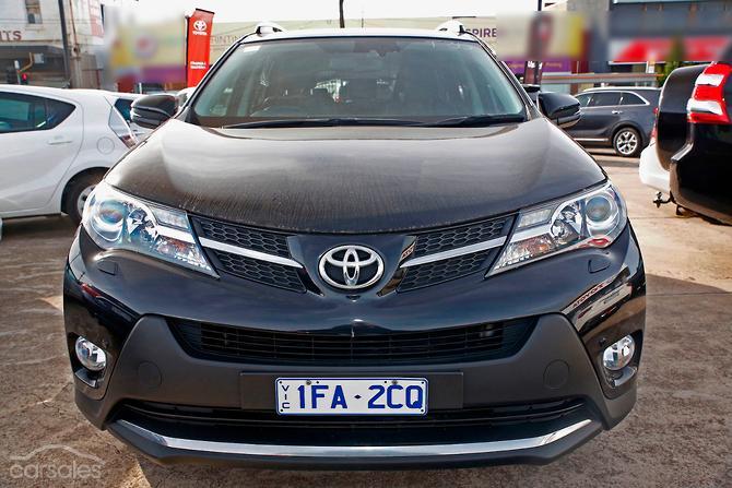 2017 Toyota Rav4 Cruiser Auto Awd My14