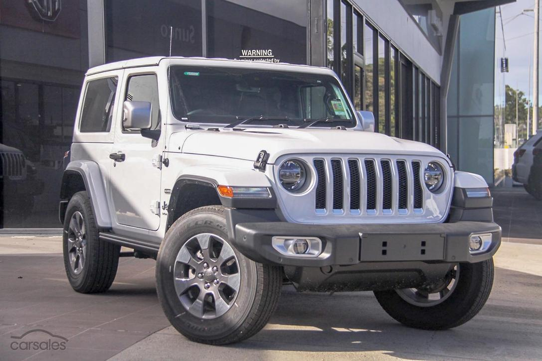 Demo And Near New Jeep Wrangler Cars For Sale In Brisbane All Queensland Carsales Com Au