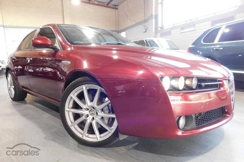 2009 Alfa Romeo 159 Jtd Auto My09