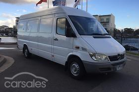 abaddb0238bf41 New   Used Mercedes-Benz Sprinter cars for sale in Victoria ...