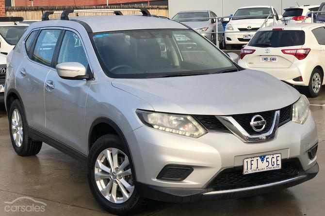 Nissan Suv For Sale >> New Used Nissan Suv Cars For Sale In Melbourne Victoria Carsales