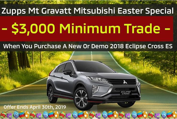 2018 Mitsubishi Eclipse Cross Es Ya Auto 2wd My18 Oag Ad 16367663