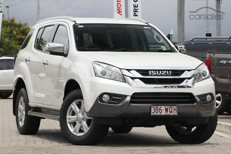 New Used Isuzu Mu X Cars For Sale In Australia Carsales Com Au