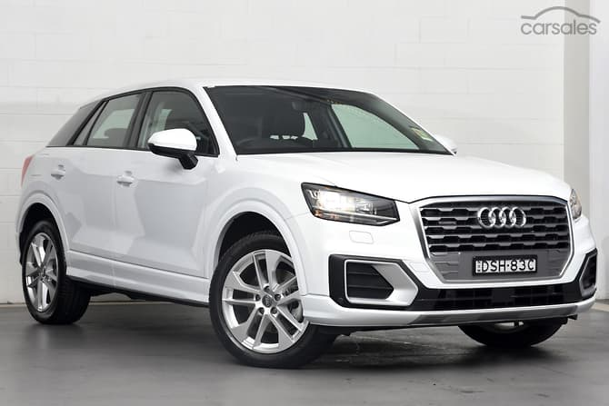 New Used Audi Q White Diesel Cars For Sale In Australia - Audi car q2