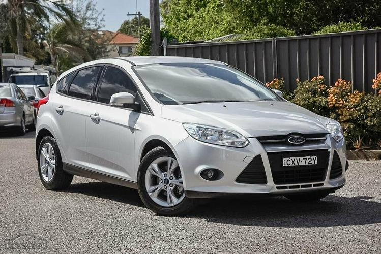 2015 Ford Focus Trend LW MKII Auto MY14 : ford australia used cars - markmcfarlin.com