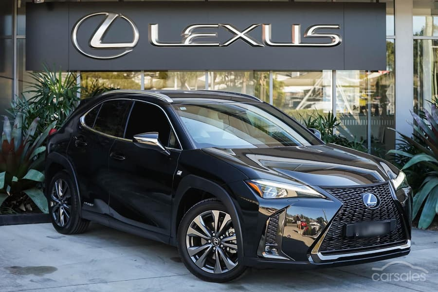 2019 Lexus UX UX250h F Sport Auto AWD-OAG-AD-17515340