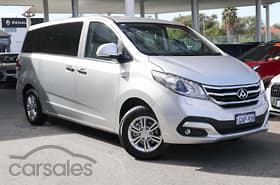 abef1a31f5 New   Used LDV G10 Silver cars for sale in Australia - carsales.com.au