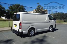 ea1b576591 New   Used Toyota Hiace cars for sale in Canberra ACT - carsales.com.au
