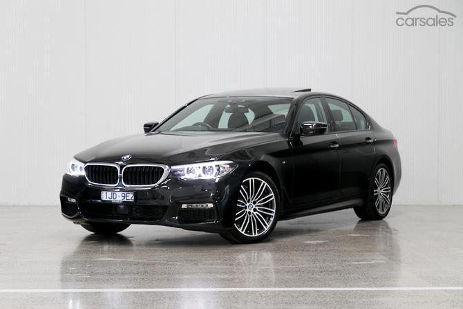 2017 BMW 520d M Sport G30 Auto
