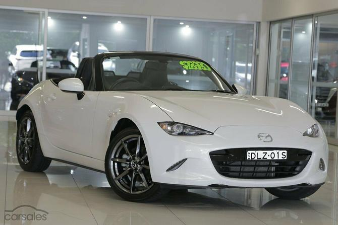 new & used mazda mx-5 cars for sale in australia - carsales.au