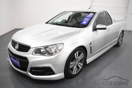 2015 Holden Ute SS VF Manual MY15 - www carsales com au
